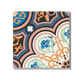 CARREAU DE CIMENT MOTIF MILLY FLORE